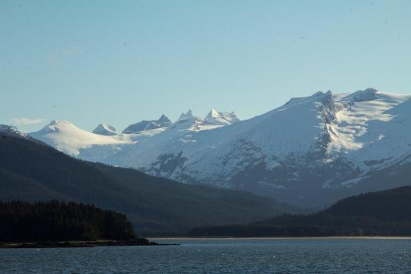 Juneau Icefields Area