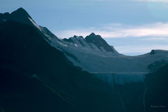 Sunshine Glacier