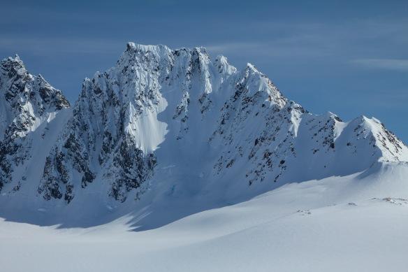 Juneau Icefield Area