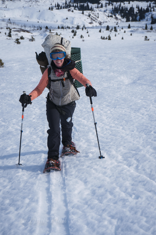 March Overnight Ski Tour-3