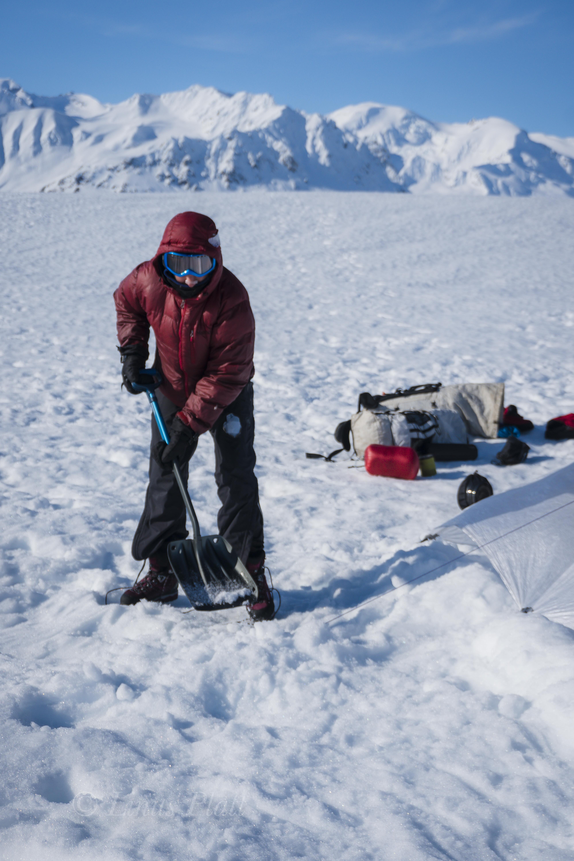 March Overnight Ski Tour-9